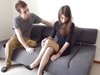 Teens help community business article - Stp5 sexy wife fucks to help her husband business