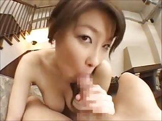 Asian akane soma video - Akane sakura pov fuck on the couch