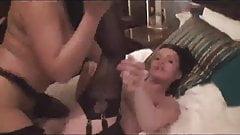 Danica And Marlyn Bedroom Teasing