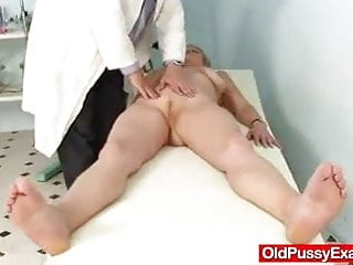 Japan elder sex Elder grandma brigita being muff inspected