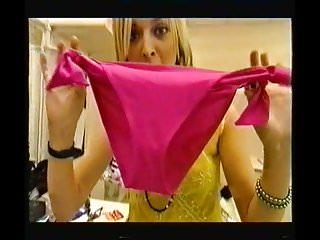 British lingerie bras - Fern cotton pink bra