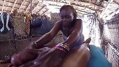 Suriname Girls Loves Moroccan Bulls XXXL