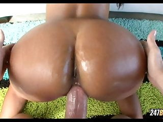 Anal natural mature old butt Doggystyle indian girl with a bubble butt