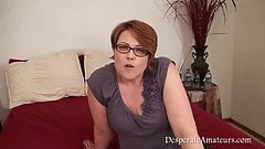 Casting Hot milf Libra - Desperate Amateurs