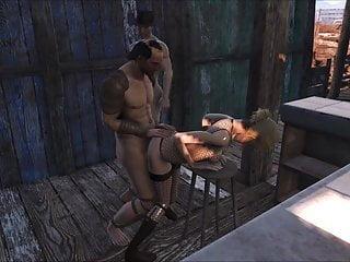 Concord swingers - Fallout 4 katsu in concord