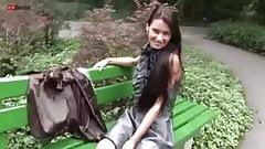 Eroberlin представляет Maria из России в сексуальном животном парке