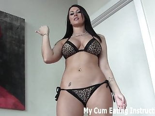 Girls with loads of cum I want to milk two loads of cum out of you joi
