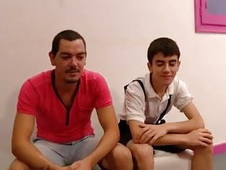 Baby cousin fuck story - Jordi and his cousin fuck two incredible milfs