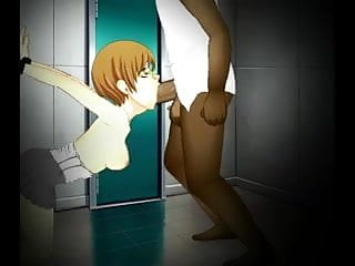 Bondage fairies cartoon - Sdt bondage- chie satonaka persona 4