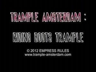 Bdsm highheels trampling free stories Riding boots trample