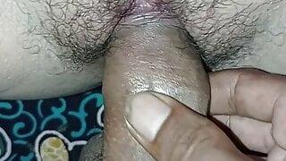 Vagina putih bersih