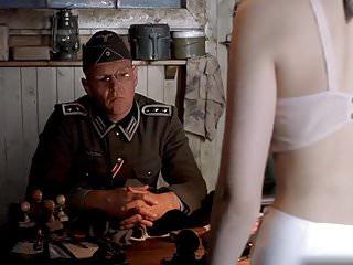 Naked sobieski - Leelee sobieski nude boobs in uprising series