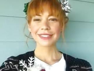 Christmas costume elf sexy Annaleigh tipton is a christmas elf