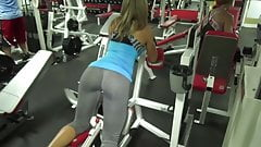 yes!!! fitness hot ASS hot CAMELTOE 18