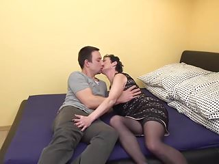 Happy gay sex Taboo sex with happy moms and lucky sons