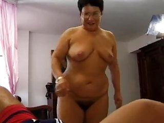Great granny anal films Great granny