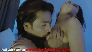 Indian Desi boyfriend fondling his young girlfriend