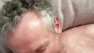 Sucking a shemale