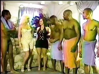 Amateur ebony gets gang banged Carla gets gang banged