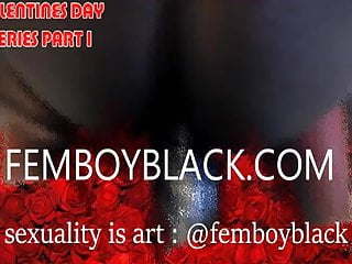 Xfactor artist sex tape - Femboy takes dildo doggy style artistic vday series pt 1