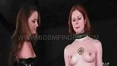 Lesbian bondage 1
