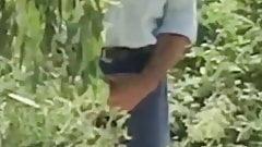 BIG COCK CRUISING TRUCKER SPY