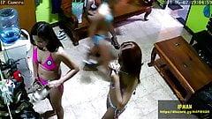 Hacked IP Camera - Thai Bar #2