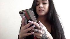 18 Year Old Girl Exposing Sissy