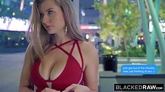 BLACKED -RAW Curvy Beauty Hooks Up With BBC After Party