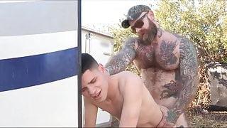Dad & Step Son 035 - Yake01