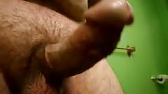 Curved thick hard dick flex pulse play