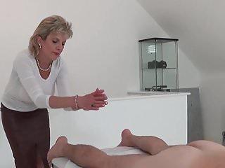 Real massage parlor handjobs Massage parlor trick
