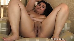 Yanks Thea Sommers Gets Off