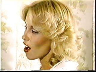 Golden blonde pussy fur Vintage golden blonde