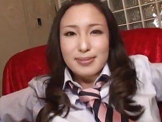 Electronic facial stimulator Clitoris stimulation japanese girl