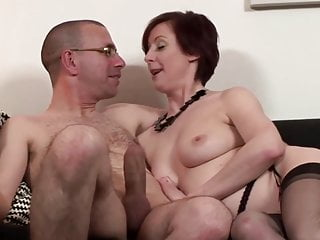 Pacificiers vs thumb sucking for infants - Mature stockings fucking and sucking for lucky guy