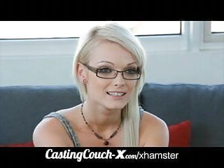 Pink pussy oregon Castingcouch-x 19yo teen from oregon tries porn