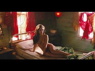 Linsey lohan naked in machete Mayra leal in machete