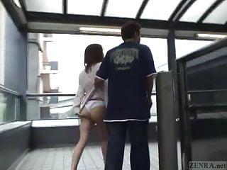 Rash nipples red streaks on breast - Subtitled japanese public blowjob and streaking in train