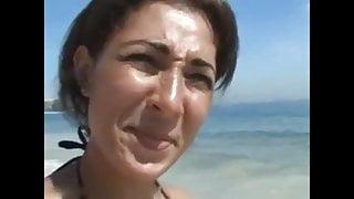 Hot Brazilian Wife On Vacation
