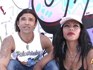Mind of married man dancers porn - Brazilian dancers couple is seduced with money to have porn.