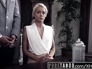 Jeans milf - Pure taboo bad girl elsa jean punished