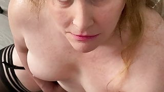 Getting my cock sucked by shemale Jodie