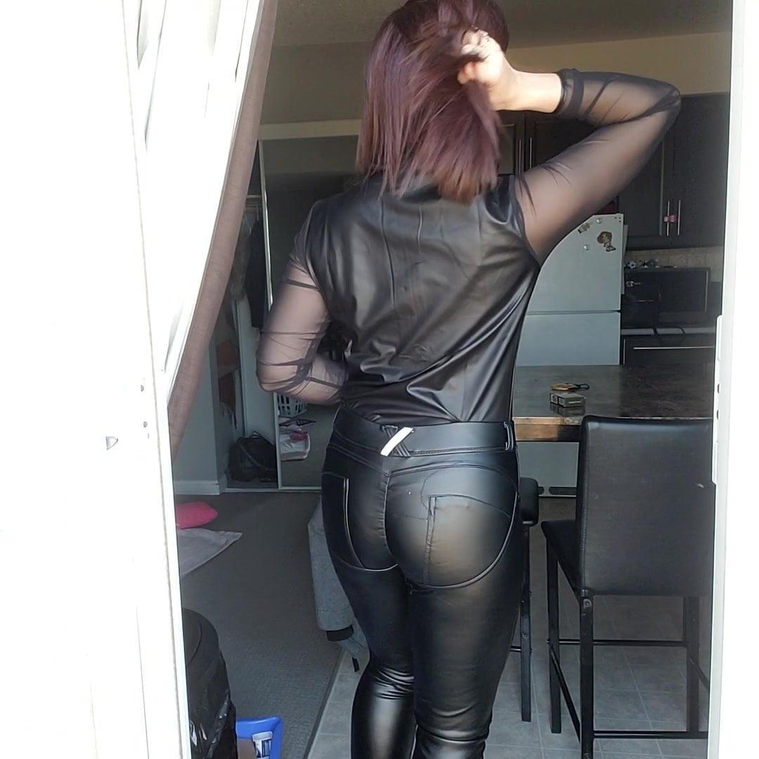 Leather Leggings Vk Porno