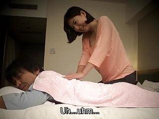 Nanpa sex Subtitled japanese hotel massage oral sex nanpa
