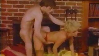 Cris Cassidy, Mimi Morgan, David Morris in classic xxx scene