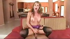 Blonde Milf Shayla In Stockings SM65