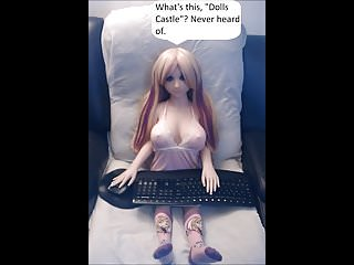 Order erotic toy store Part 1. ordering the new yourdoll150cm sex doll