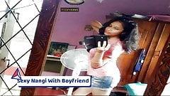Sexy Nangi With Boyfriend