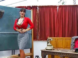 Big sexy teacher tit - Sexy busty biology teacher